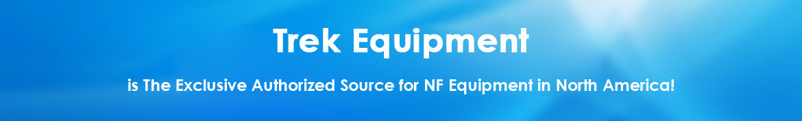 Exclusive Authorized Distributor of NF Corporation Equipment